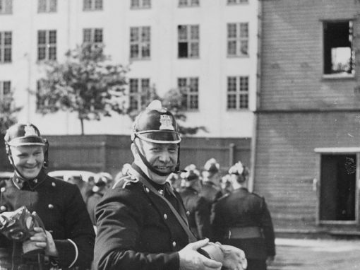 Jubileumsbok for Bergen brannvesen