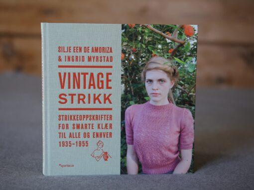 Vintagestrikk – ei kulturhistorisk strikkebok