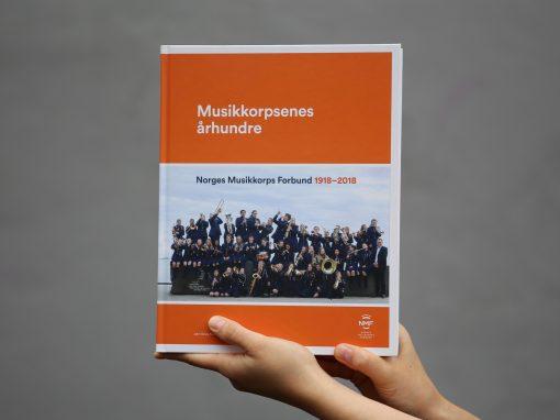 Redaktøroppdrag for Norges Musikkorps Forbund