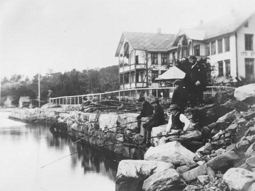 Arkiv- og formidlingsprosjekt for Hotel Ullensvang
