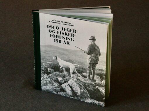 Jubileumsbok for Oslo Jeger- og Fiskerforening