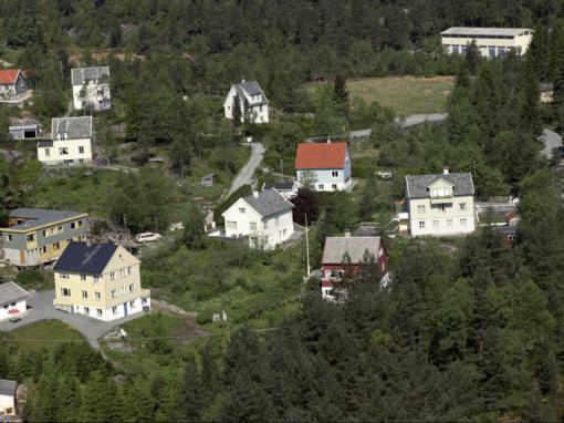 Kulturminnerapport Bergveien
