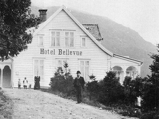 Kulturminnerapport for Bellevue